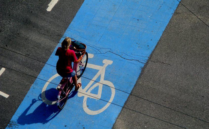 İstanbul'da Bisiklet Yolu Çalışması Başladı