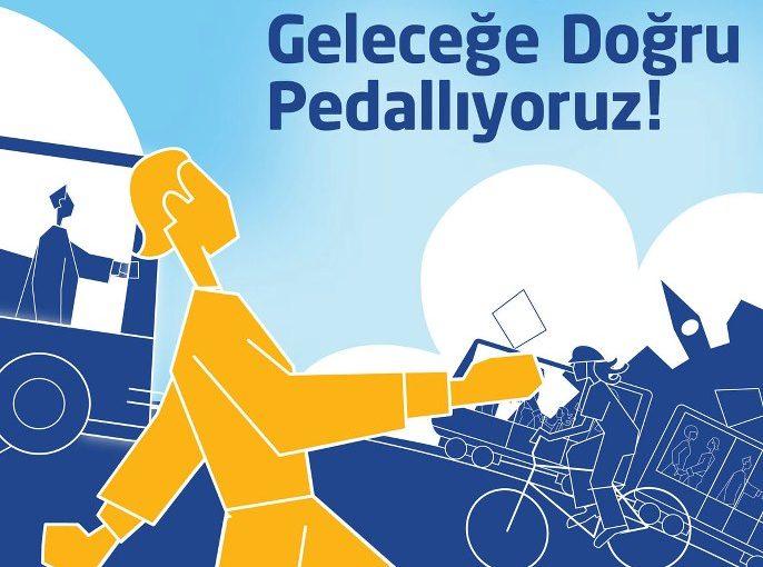 Bisikletle Geleceğe Doğru Pedallıyoruz!