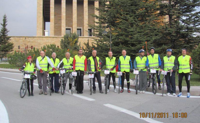 """2012 """"10 Kasım ATAMIZIN YOLUNDAYIZ"""""""