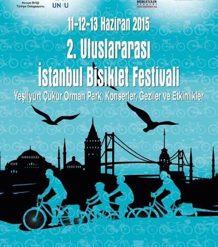 2. Uluslararası İstanbul Bisiklet Festivali