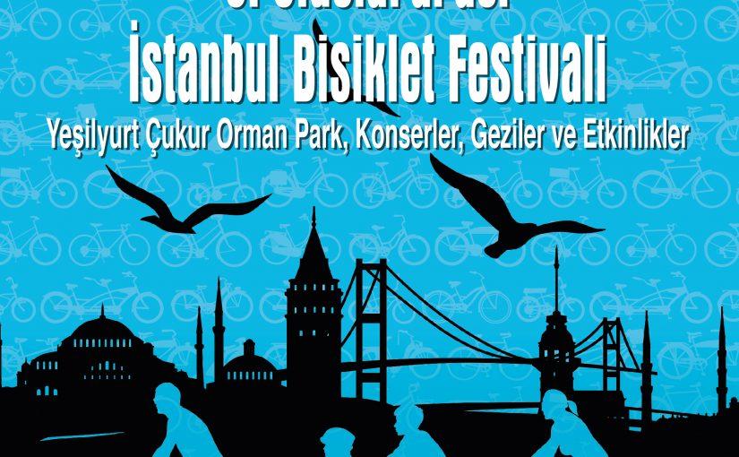 3. İstanbul Bisiklet Festivali 2 – 3 – 4 Haziran