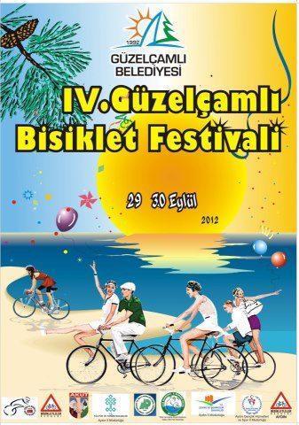 IV Güzelçamlı Bisiklet Festivali
