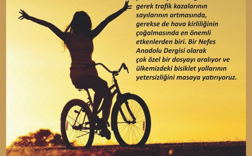 Bisikletime Özgürlük !