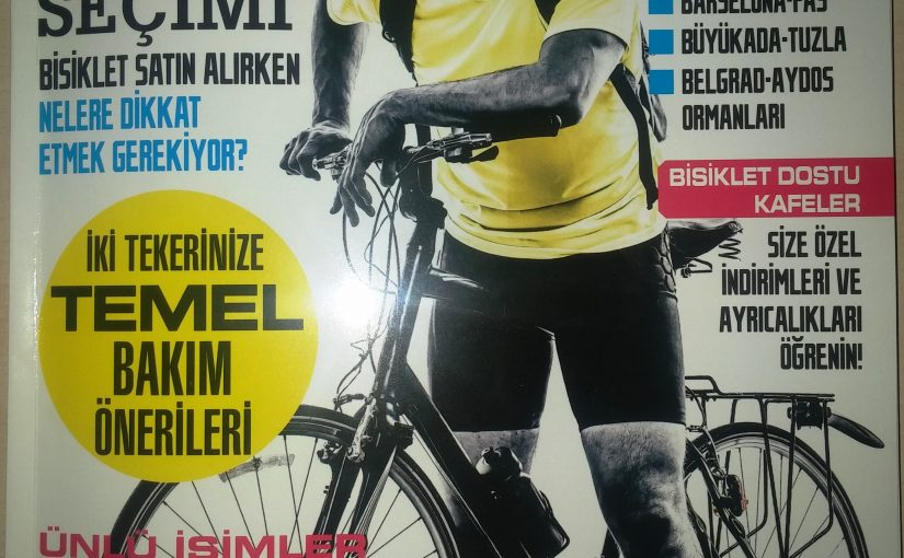'PEDAL' DERGİSİ ÇIKTI!