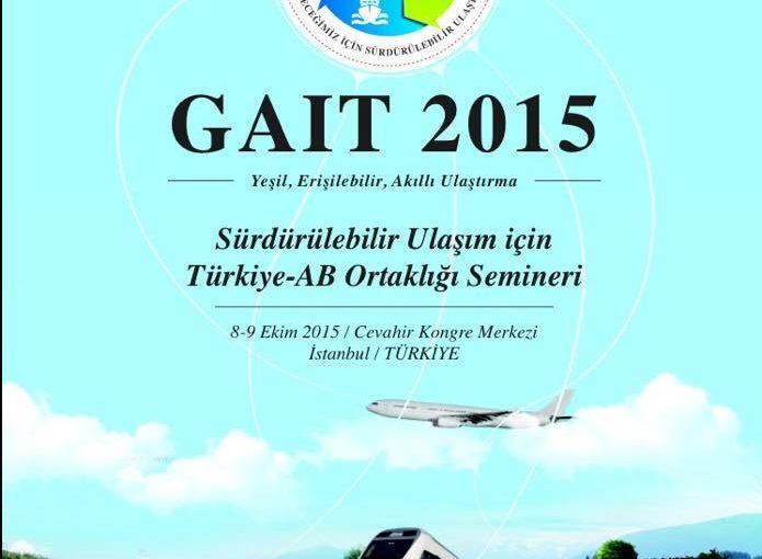 Sürdürülebilir Ulaşım GAIT 2015